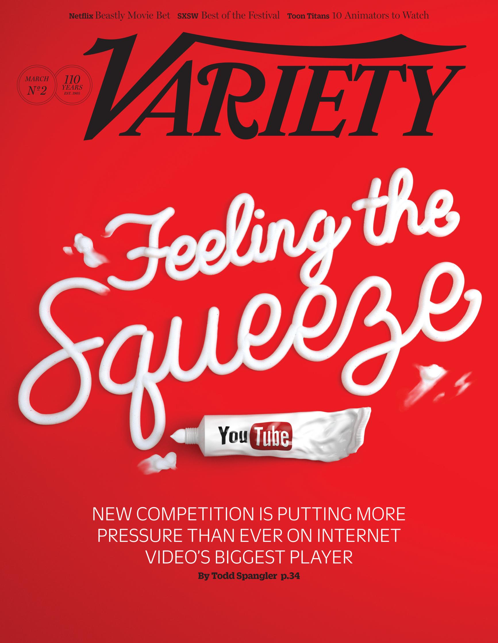 YouTube / Variety