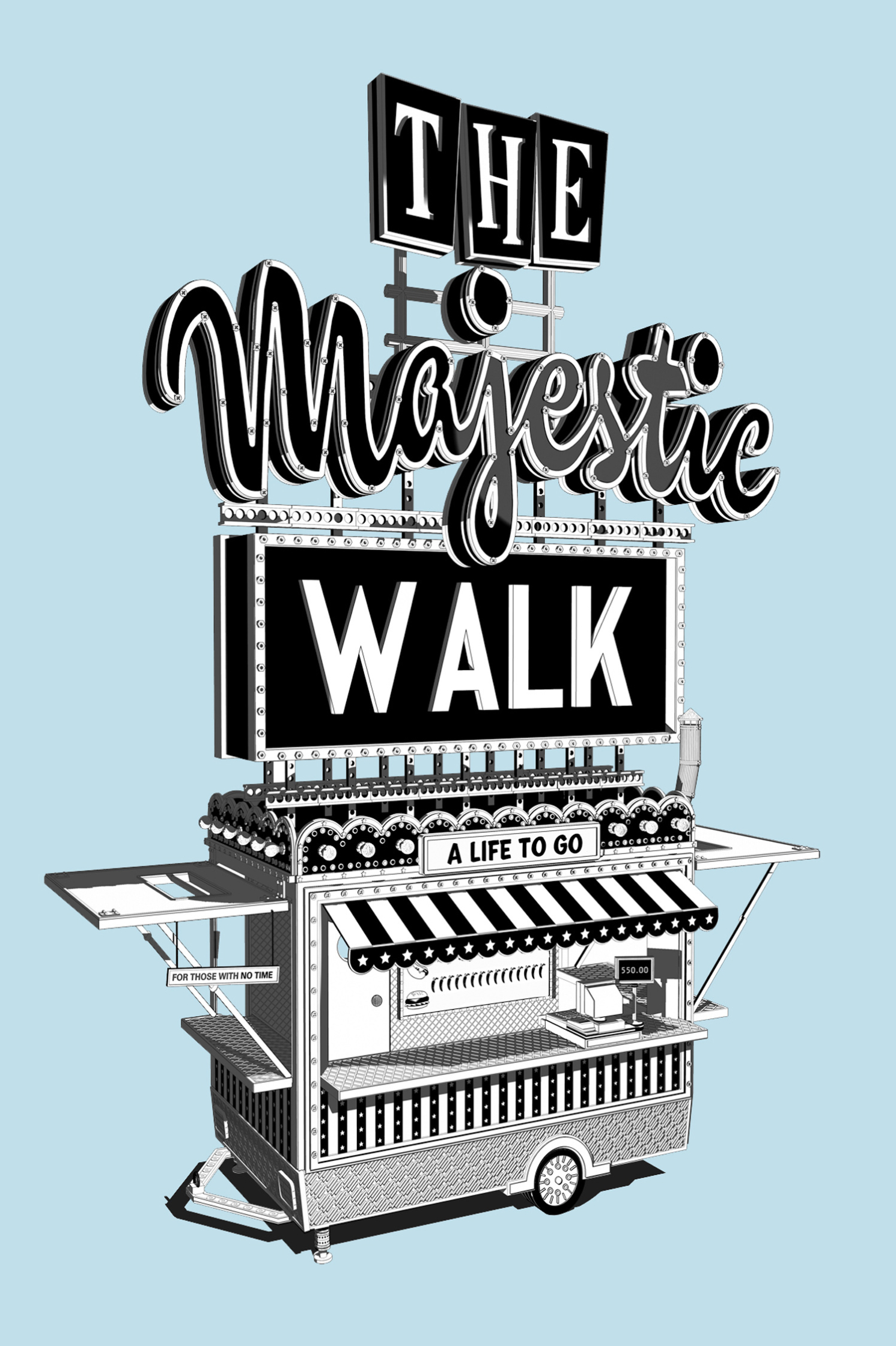 The Majestic Walk