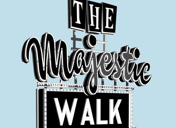The Majestic Walk