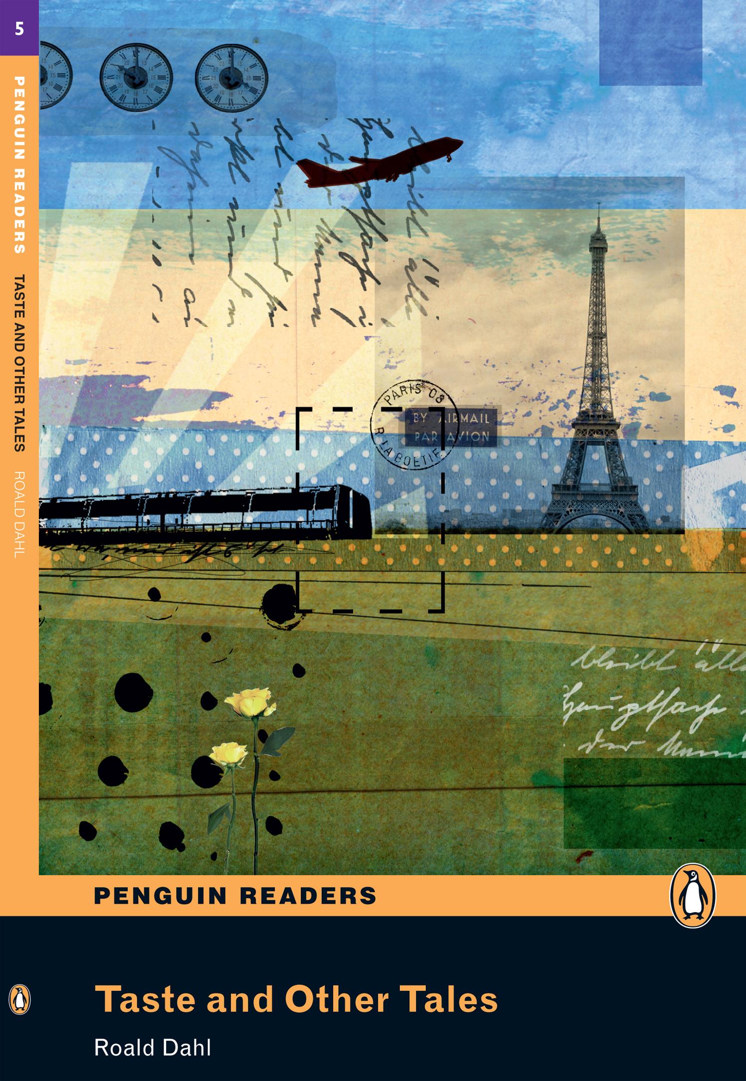 Taste and Other Tales Roald Dahl Penguin Readers