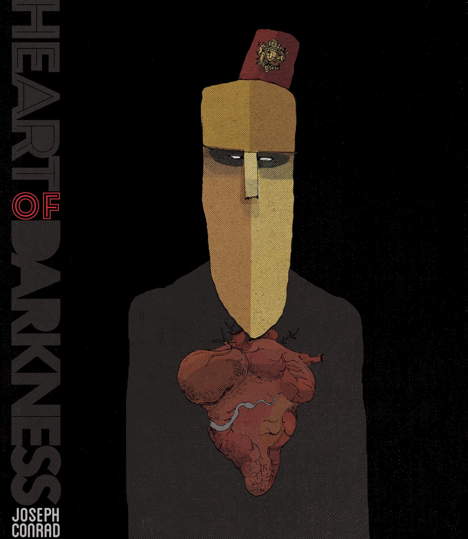 Heart of Darkness / Cover