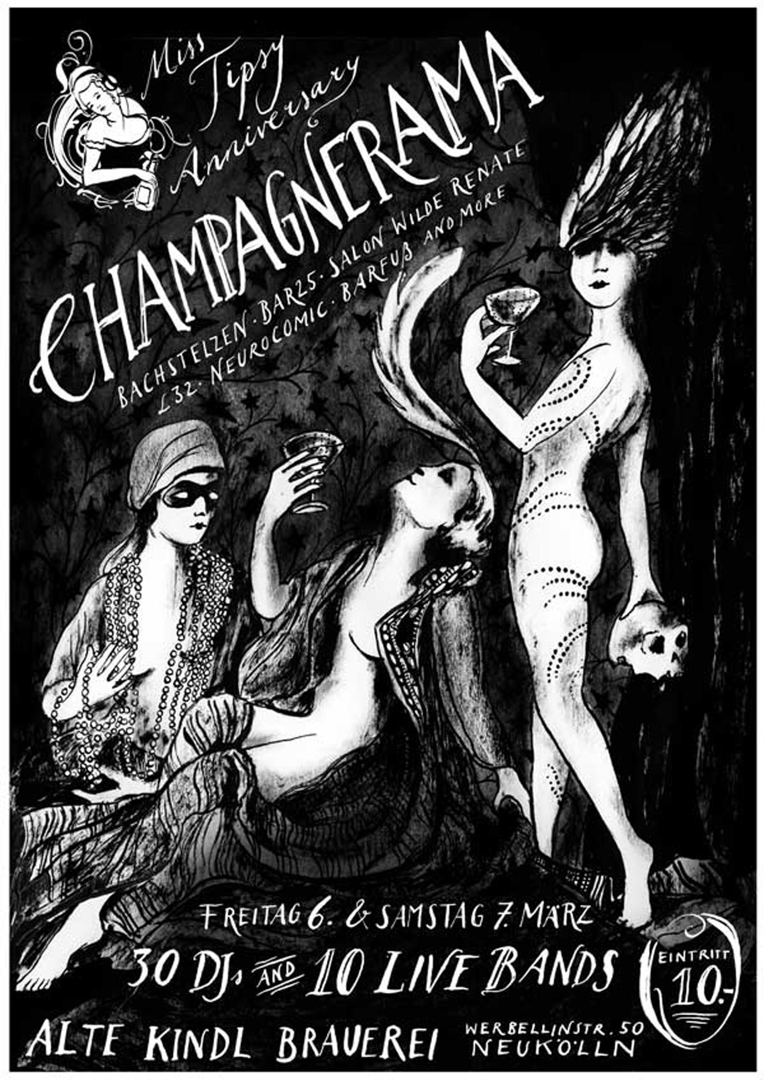 Champagnerama