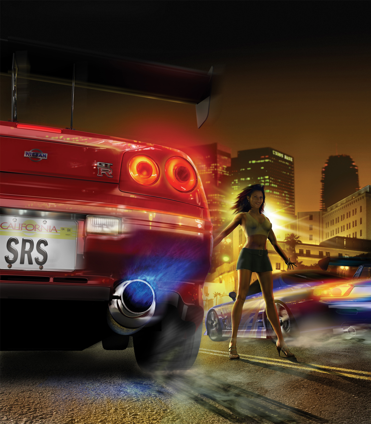 Street Racing Syndicate Videogame