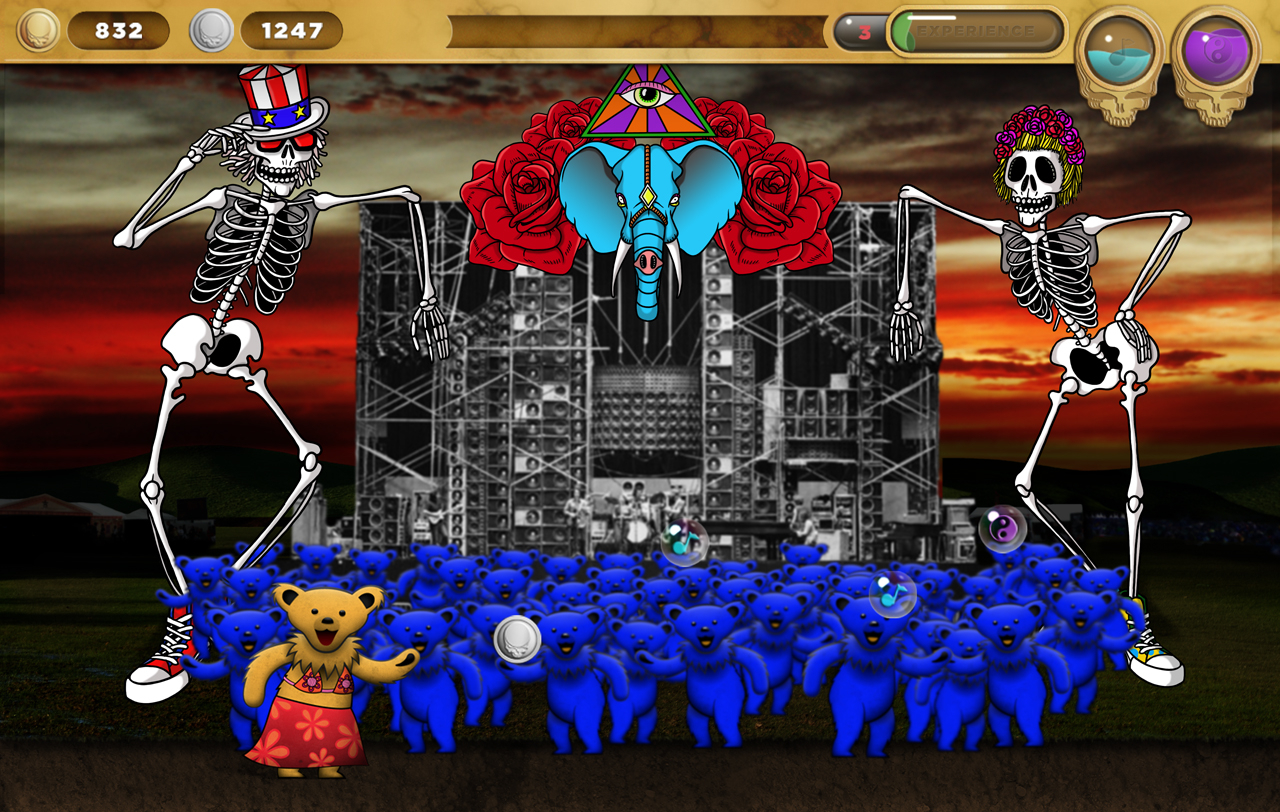The Grateful Dead Game The Epic Tour 1