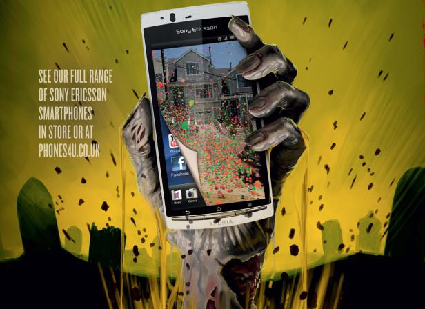 Phones4U Zombie