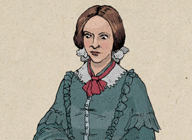 Charlotte Bronte / The Telegraph