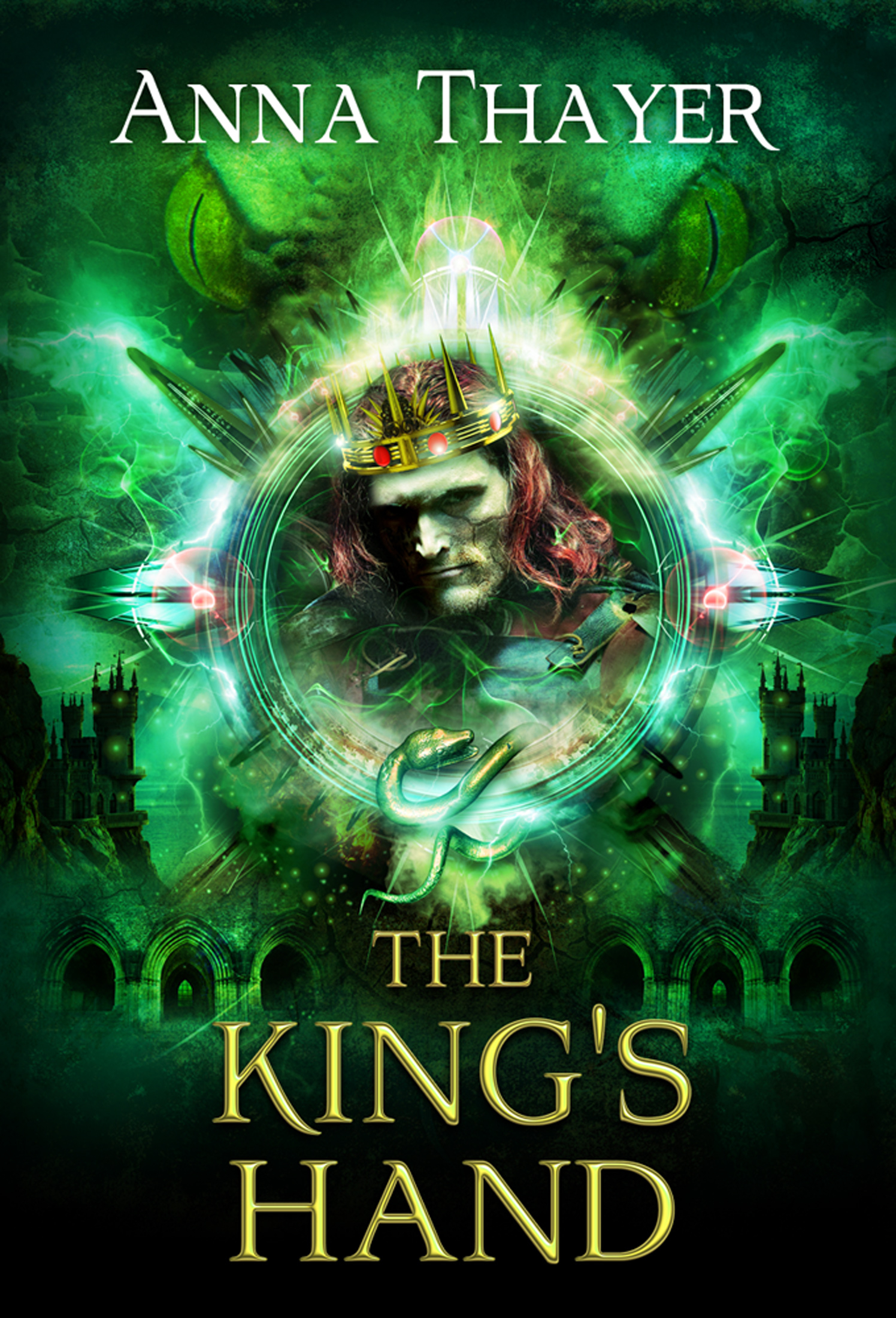 The King's Hand by Anna Thayer