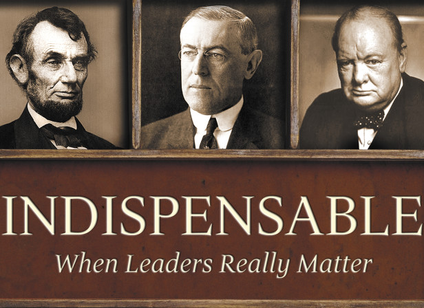 Indispensable Political Leadership / Harvard Press