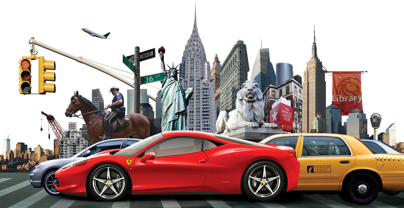 Wealth / Bloomberg Markets Magazine