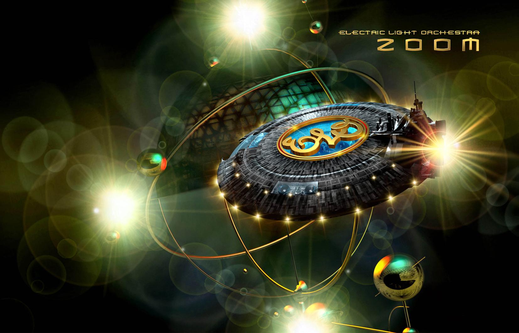 ELO Zoom Spaceship
