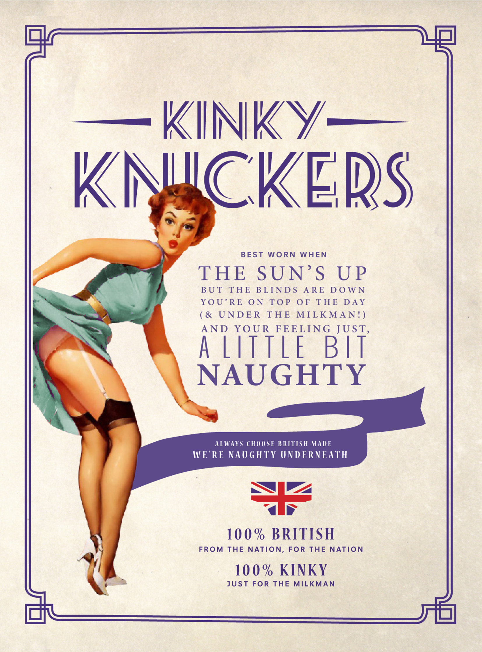 Mary Portas Kinky Knickers