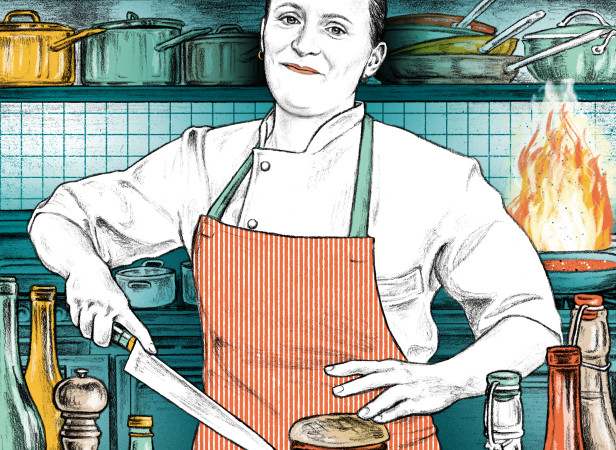 April Bloomfield illustration for Noble Rot. Jennifer Dionisio May 2018.jpg