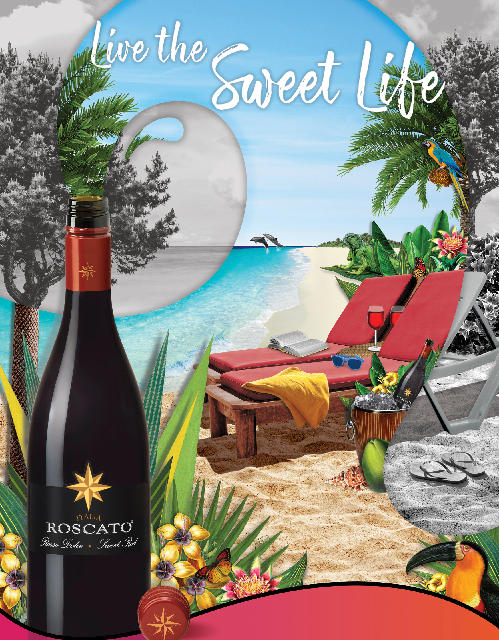 Live The Sweet Life ROSCATO .jpg