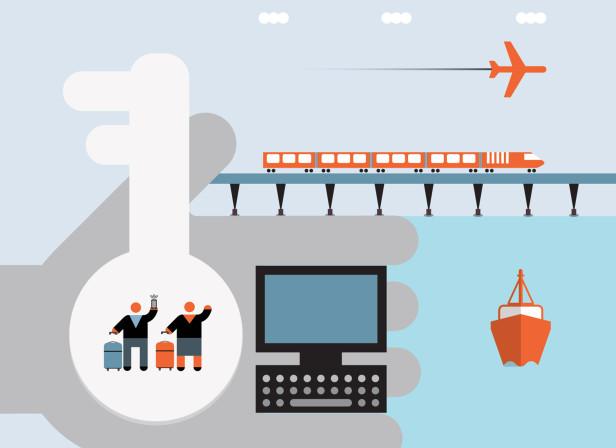 Travel Management / Global Travel Management Feature / Archant Dialogue Mag 2