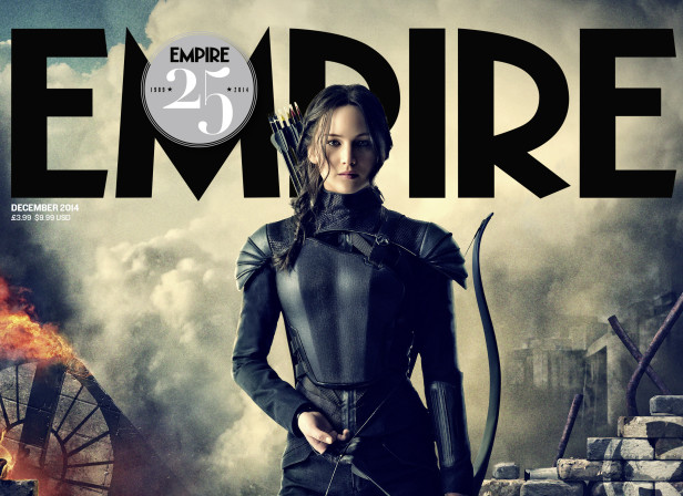 MockingJay / Empire Magazine
