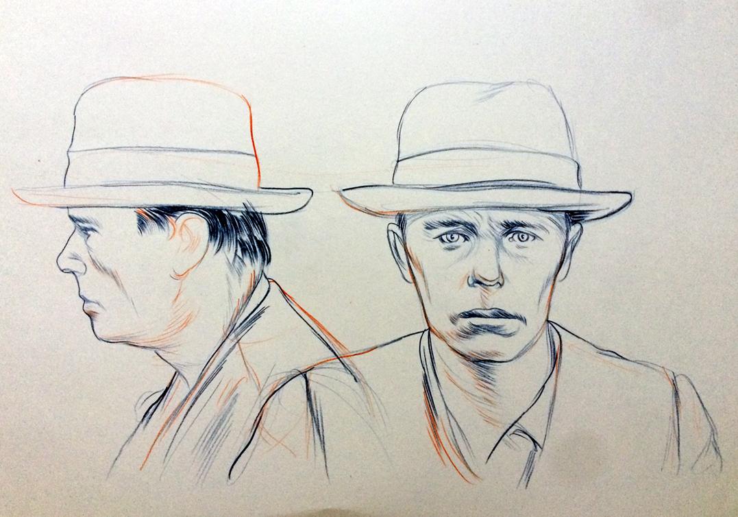 Joseph+Beuys+-+Pencils+on+paper.jpg