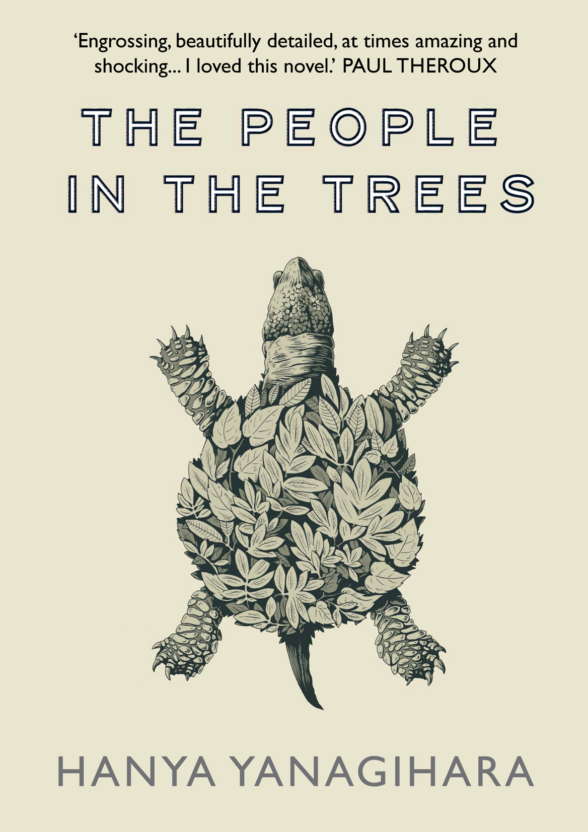 The People In The Trees Book Cover