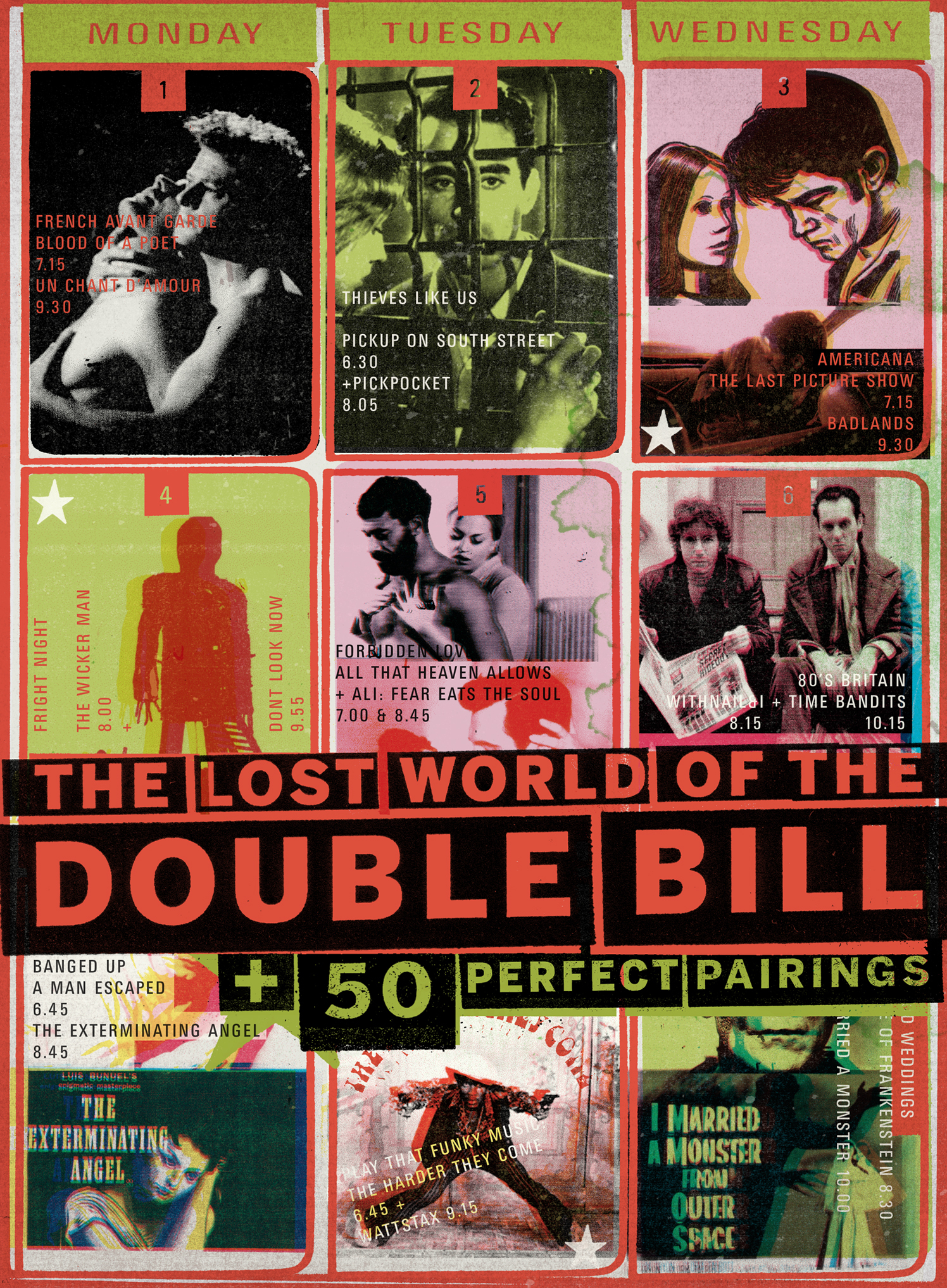 Lost World Of The Double Bill
