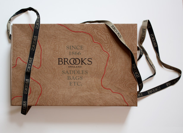 Brooks Saddle Box