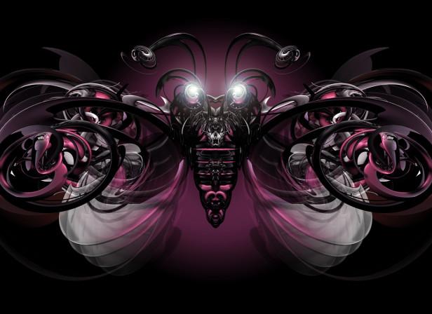 Cyber Moth