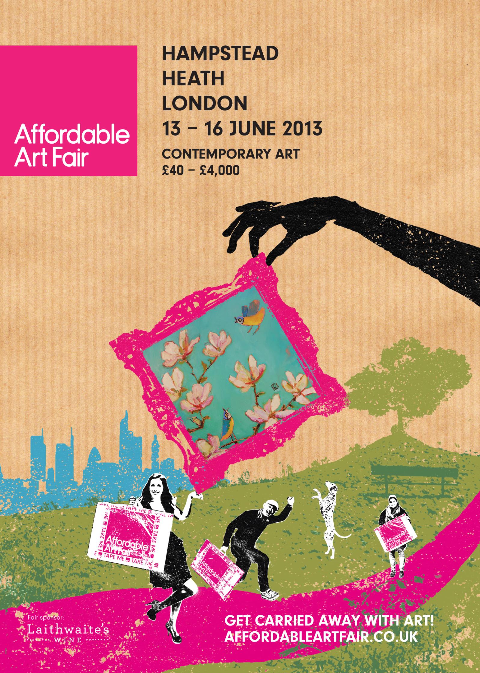 Affordable Art Fair 2013