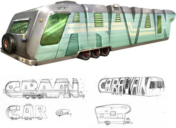 Toyota Caravan