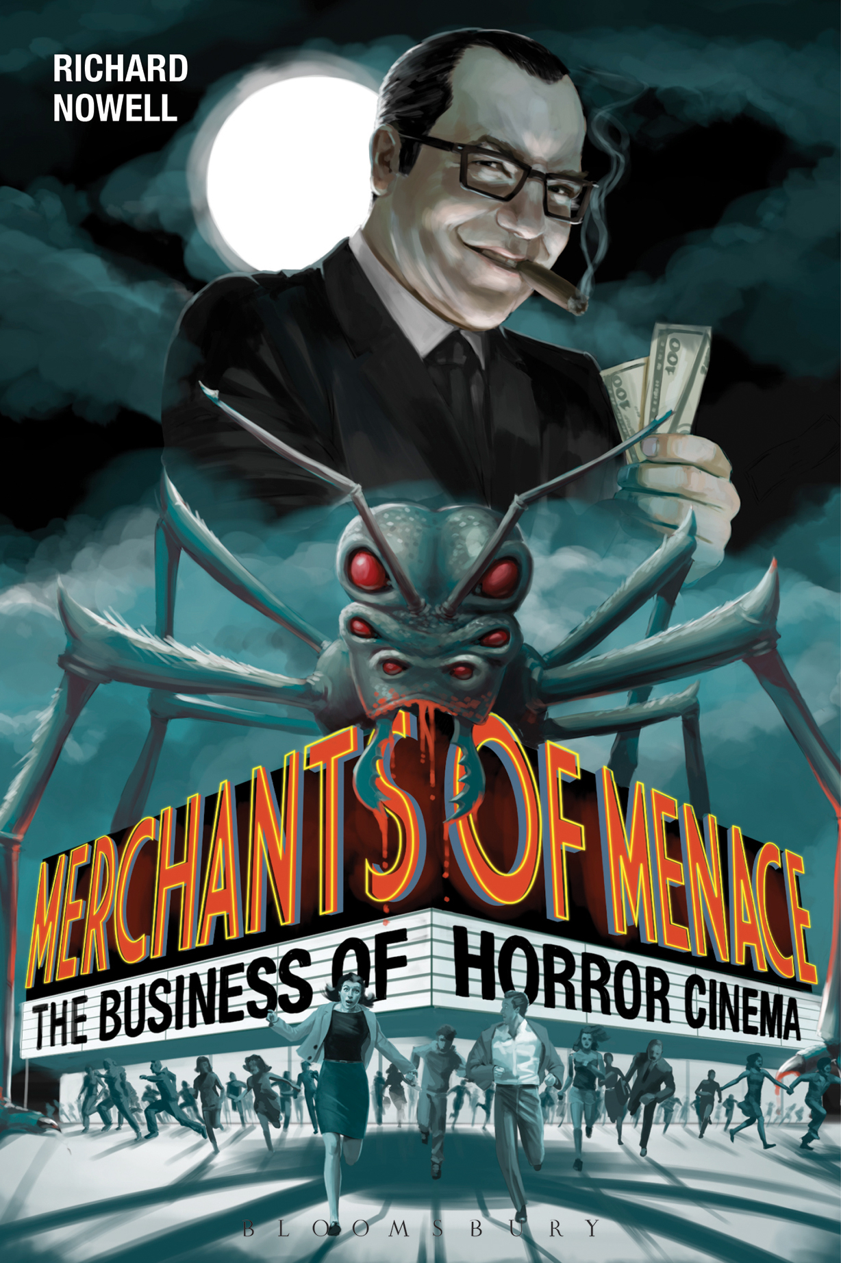 Merchants Of Menace Cover