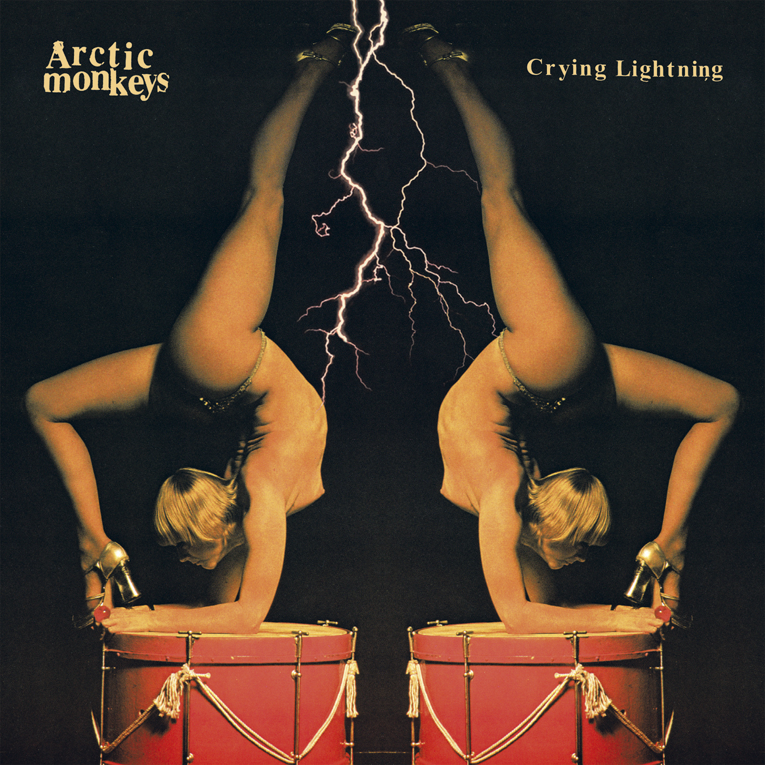 Arctic Monkeys / Crying Lightning