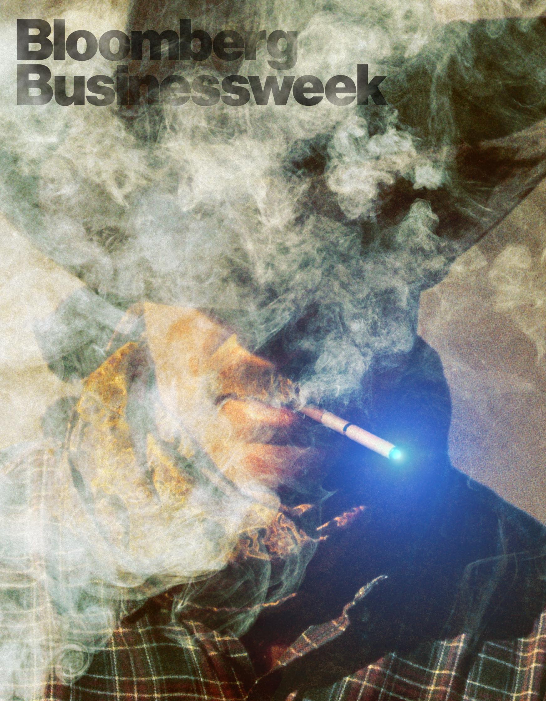 E-Cigarettes / Bloomberg Businessweek