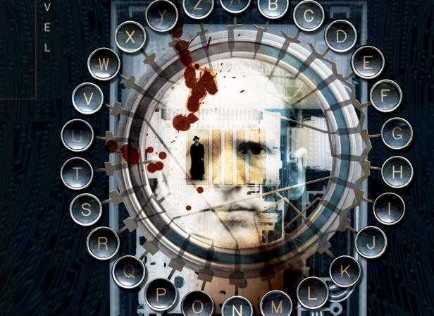 Turing's Delirium Book Cover Houghton Miffling
