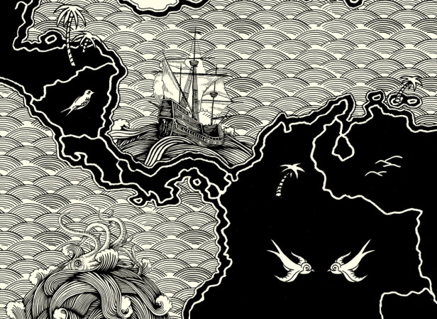 Black Tot Map