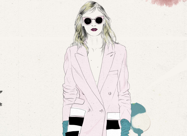 La Vanguardia fashion illustration MAX MARA.jpg