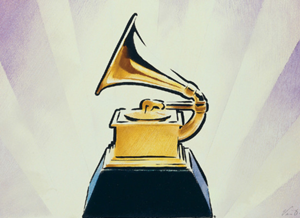 Painted Grammy