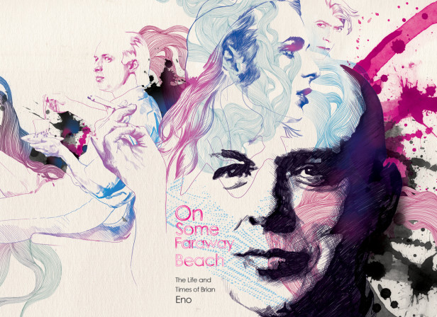 Brian Eno Biography Cover