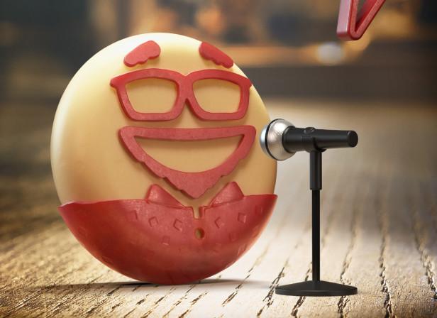 d716ed4ff30 Babybel Fridge Happy Bar.jpg. Babybel Red Nose Day