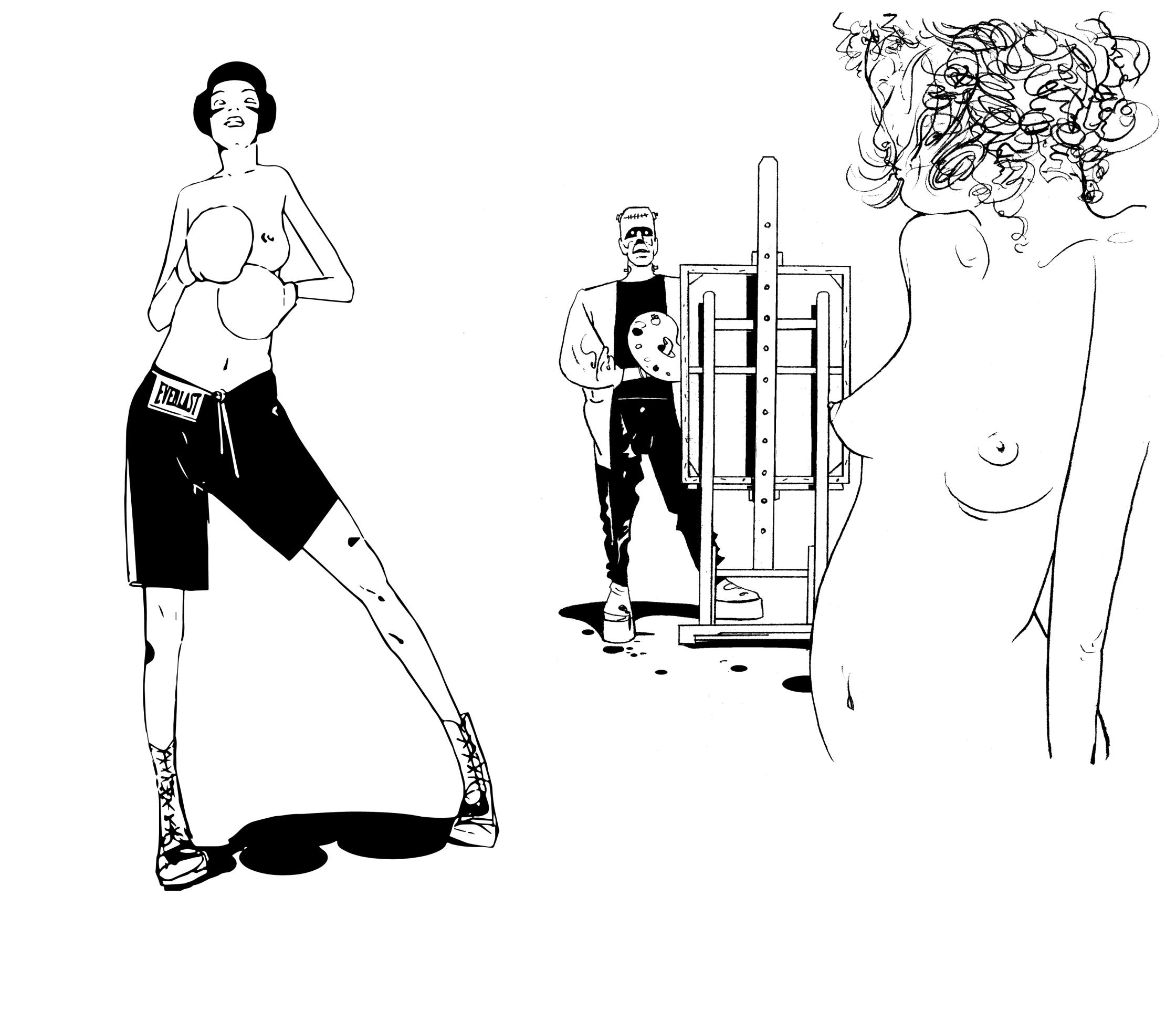 Models Artist