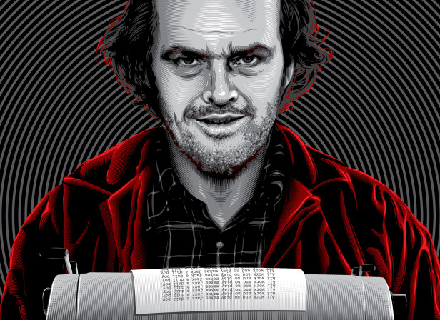 Kubrick The Shining