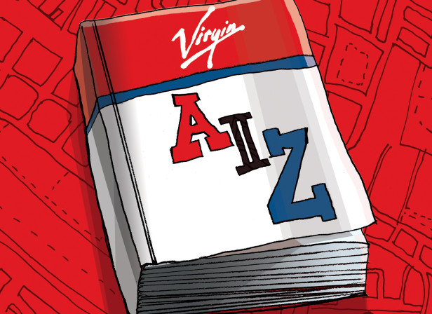Virgin A To Z