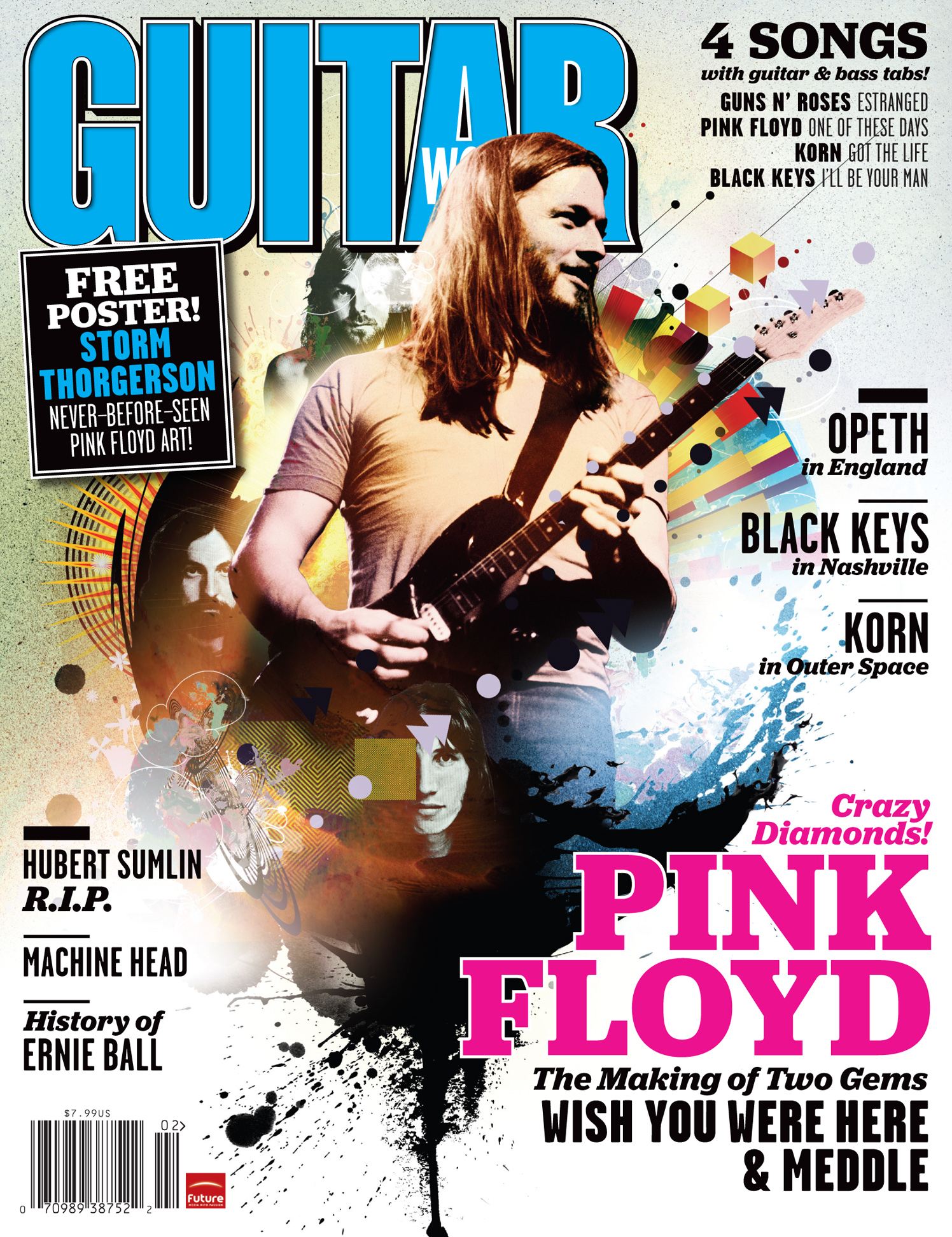 Pink Floyd / Guitar World