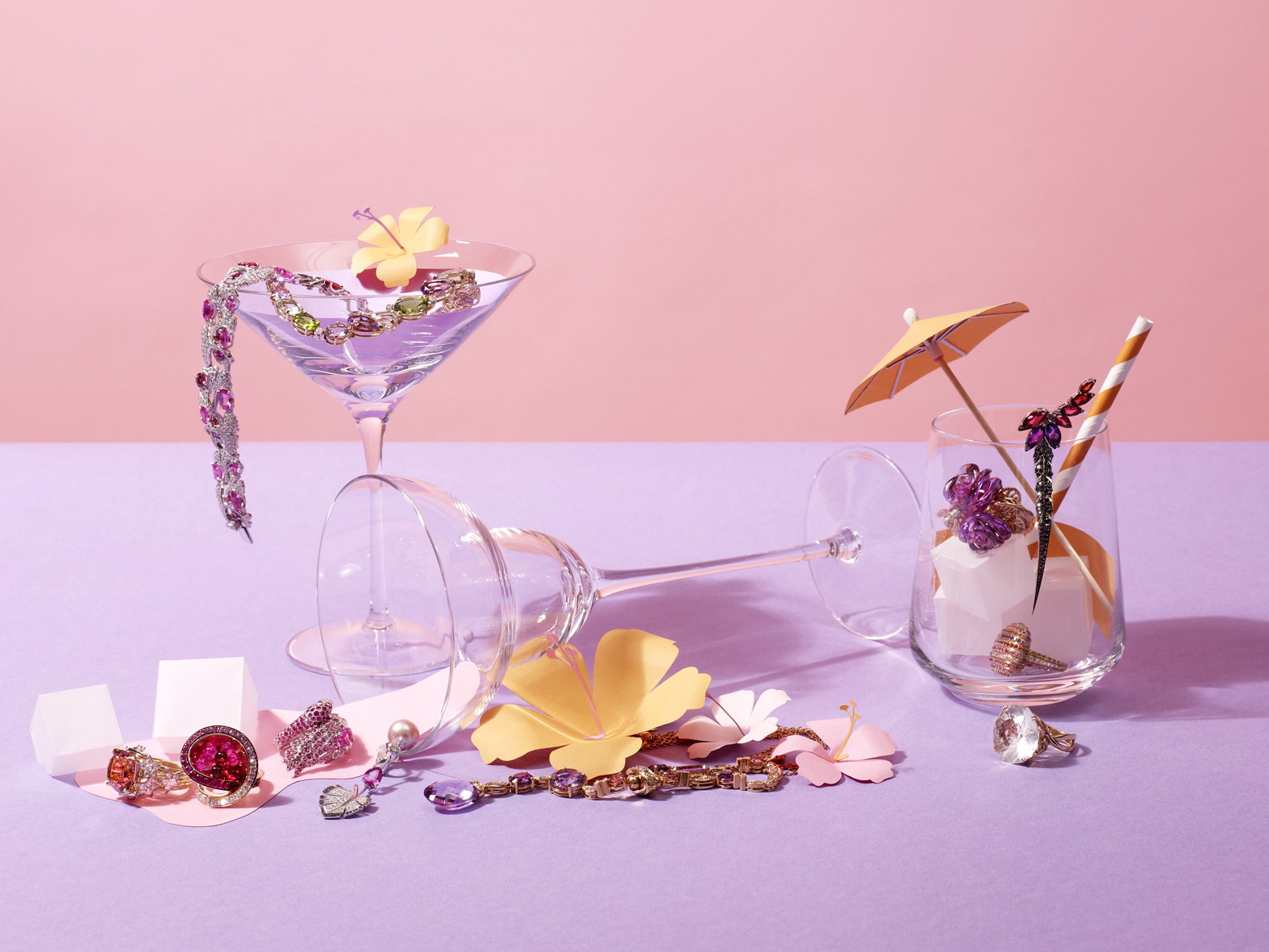 Grazia Cocktails