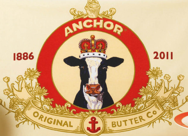 Anchor Merchandise Full Set (Crest Not The Cow)