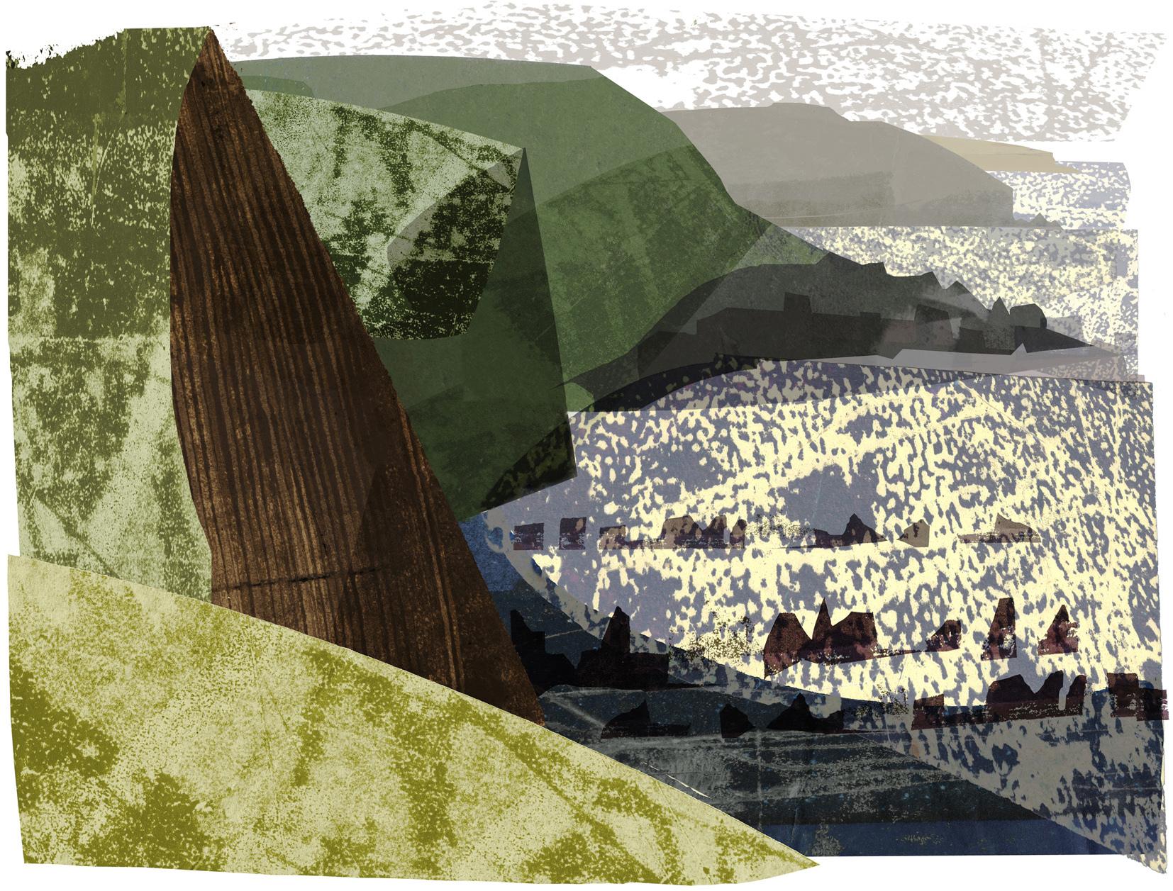 North Devon Cliffs
