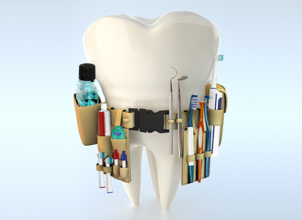 Teeth / Men's Health Magazine