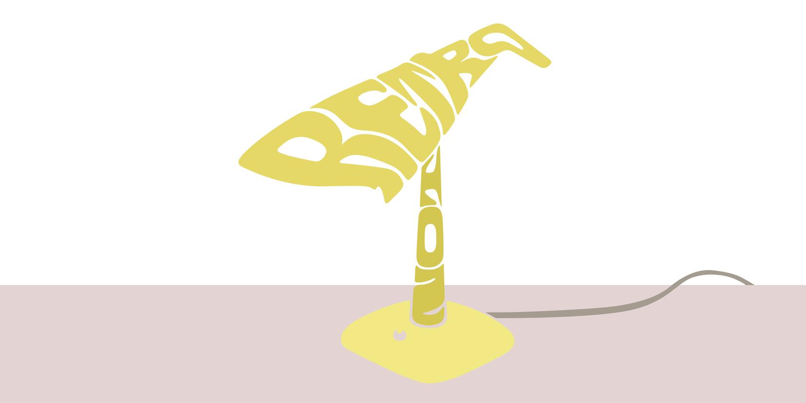 Nocturne Lamp / Not Retro