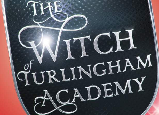 The Witch Of Turlingham Academy Cover