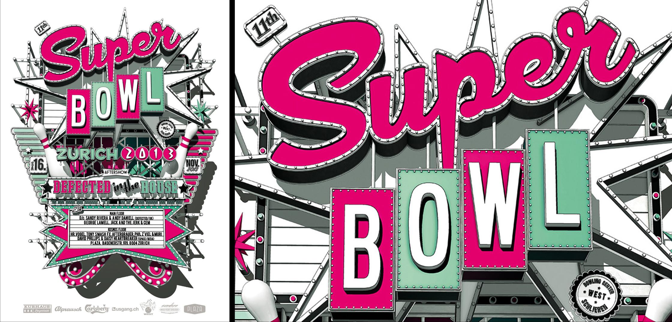 Super Bowl Zurich