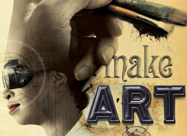 Make Art Poster 1 SVA