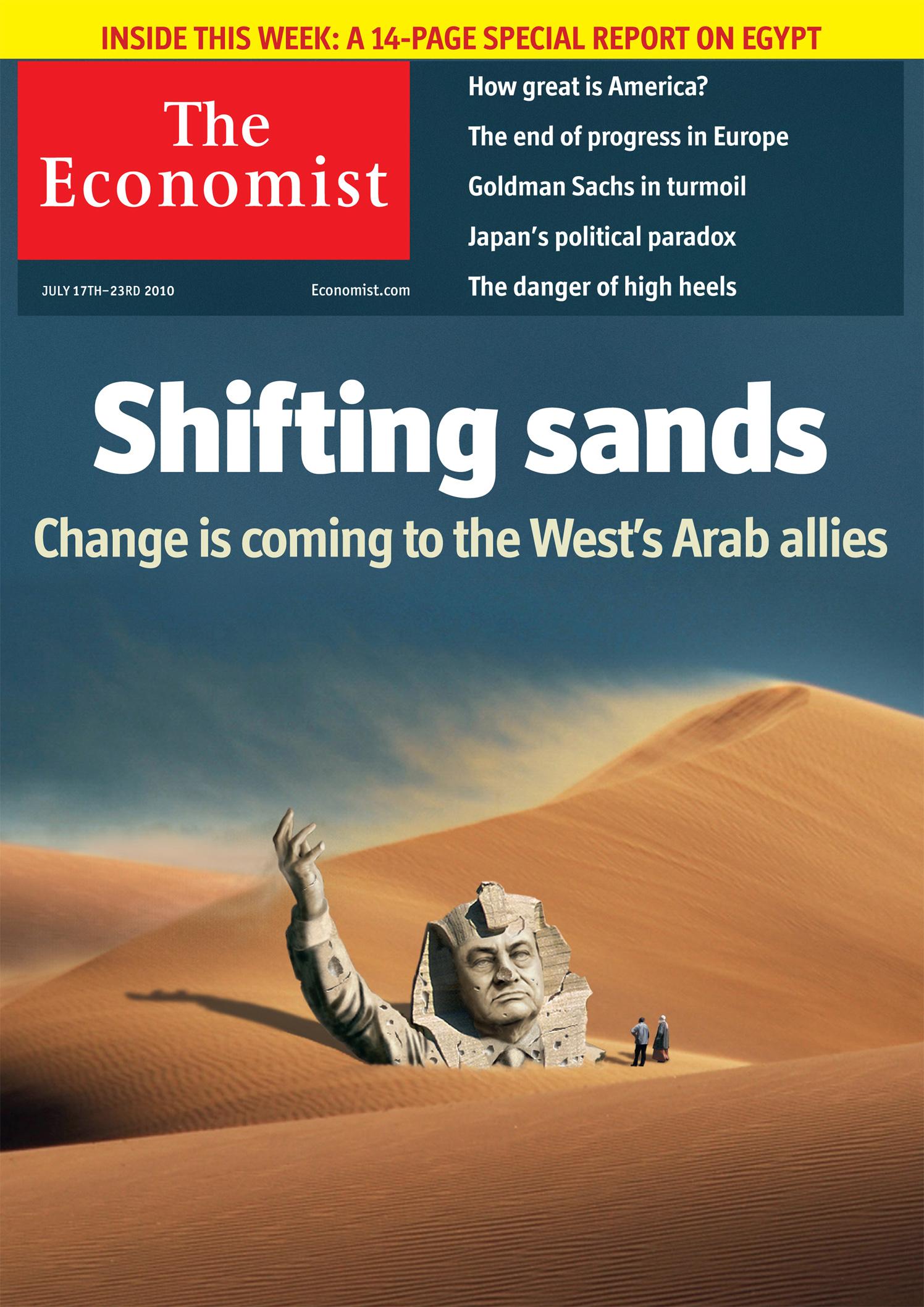 The Economist Egypt