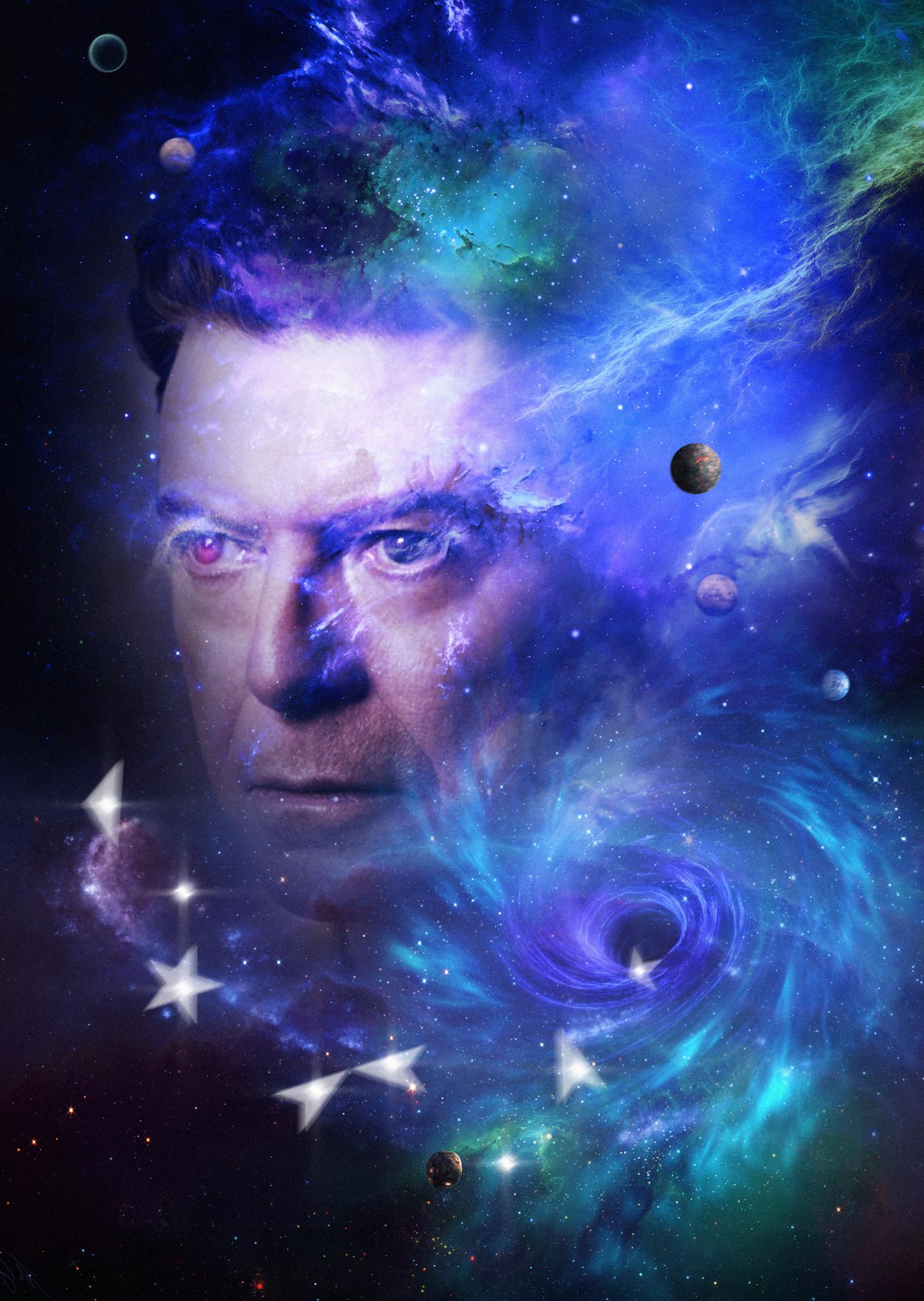 David Bowie / Mojo Magazine