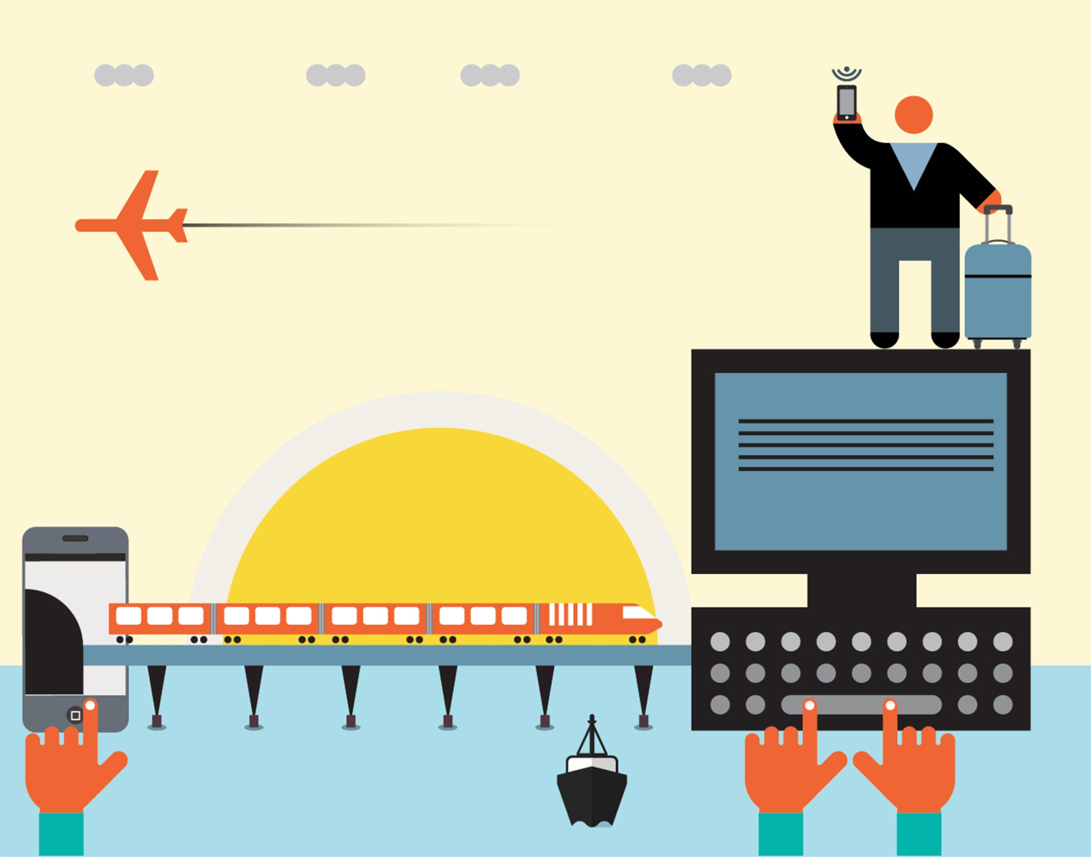 Travel Tech / Global Travel Management Feature / Archant Dialogue Mag 2